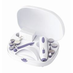 HOMEDICS StyleSpa Manicure Kit