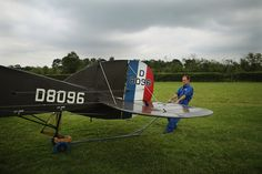 This example of the Bristol F2.B, serial number D8096, was built in 1918, but was too late to see service during the First World War. It was acquired by the Shuttleworth Collection and restored by the Bristol Aeroplane Company, flying again in February 1952. It starred at many air displays across the country and after 28 years of flying, it was refurbished between 1980-82. D8096 still flies regularly and is one of only two Bristol Fighters that are airworthy in the world