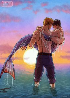 merman love