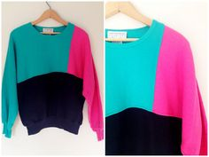80's Retro Sweatshirt