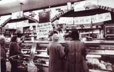 1952 Bethpage Farmers Market LI Long Island NY Photo