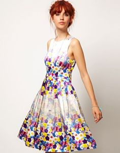 Asos Salon dress