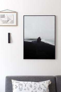 Image of Black Beach