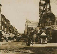 Old Pictures, Old Photos, Great Places, Places To Go, Adelaide Street, Uk History, Coronation Street, Blackpool, Back In The Day