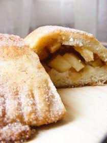 A Tasteful Garden: recipe | fresh apple hand pies