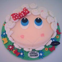 Sheep cake www.facebook.com/sugaholic.cakes
