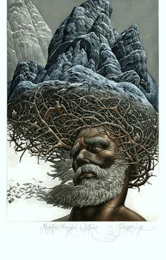 Mountain Fairytales - Winter by Julian Jordanov