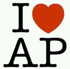 I love AP.