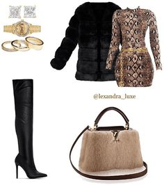 Fur, fur, & more fur . Fur, How To Wear, Fashion, Moda, Fashion Styles, Furs, Fashion Illustrations, Fashion Models, Fur Coats