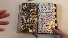 This is a review of my Traveler's Notebook setup for 2015. Links below for where you can find some of the items I use in my planner. Thanks for watching! Thi...