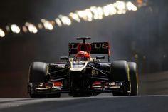 Kimi Raikkonen, Lotus, Monte-Carlo, Monaco, 2013