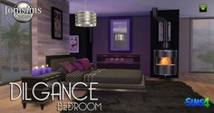 Adult room sims 4