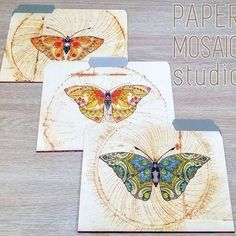 Keep important papers from fluttering away with these chic file folders from featuring artwork from Paper Mosaic, Inspiration, Drawings, Artist, Canvas, Painting, Art Licensing, Photo And Video, Instagram Photo