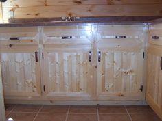 Pics Of white pine bathroom vanity