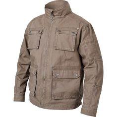 Blackhawk Field Jacket Fatigue Medium, Men's, Grey