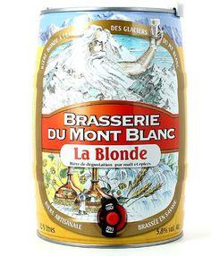 Fûtla Blonde Du Mont Blanc 5L