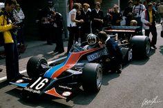 1976 GP Holandii (Tom Pryce) Shadow DN8 - Ford
