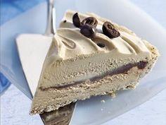 Cherry-Chocolate Ice Cream Pie recipe from Betty Crocker