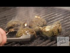 How to Make Grilled Artichokes with The Roosevelt Hotel (Video)