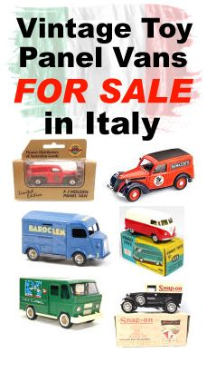 Vintage Toy Panel Vans For Sale in France Vintage Toys For Sale, Van For Sale, Photos For Sale, Toy Sale, Antique Toys, Old Toys, Sport, Diecast, Baby Items