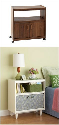 New Life of Old Furniture - DIY Transformation
