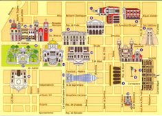 El centro histórico de la Ciudad de México ¿cómo puedo llegar...?