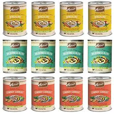 Merrick Classic Grain-Free Recipe Canned Dog Food Variety Pack - 13.2 Oounces - Wilderness Blend, Cowboy Cookout, and Wingaling (12 Pack Bundle) -- You can click image to review more details. (This is an affiliate link and I receive a commission for the sales)