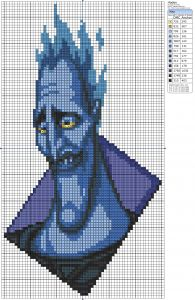 Hercules – Hades Birdie's Patterns, Cartoons, Disney, Gaming, Hades, Hercules, Hercules, Kingdom Hearts 0 Comments May 142013