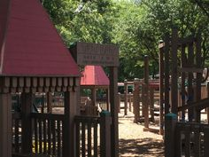 Coppell Andrew Brown Park East Kid Country Tot Lot