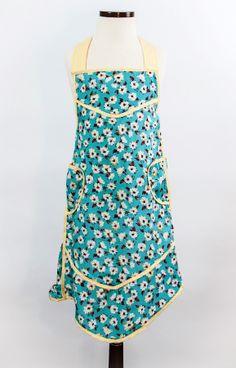 the Meagan child's apron www.ImagineGoods.com