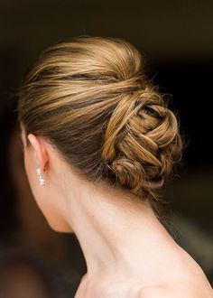 simple and beautiful bridal hairstyles