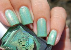 Serpent Sea swatched by @cdavid0648