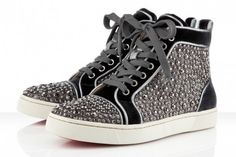 Christian Louboutin-Louis strass sneakers
