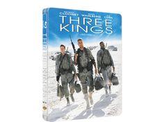 Three Kings - MM/Saturn exklusiv (Steelbook)