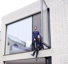 Herringbone House, Zoe Chang, Atelier Chan Chan