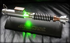 This Is Probably the Best DIY Lightsaber Ever