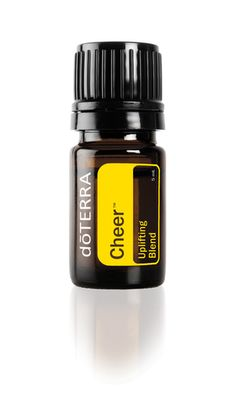 Cheer Essential Oils Uplifting Blend