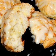 Pineapple Scones...