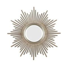 Home Decorators Collection, Reyes 36 in. Round Polyurethane Framed Mirror, 60008 at The Home Depot - Mobile