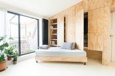 appartement moderne de design pratique