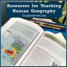 Resources for Teaching Human Geography