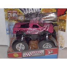 2012 HOT WHEELS 1:64 SCALE MADUSA 2012 1ST EDITIONS MONSTER JAM TRUCK 30TH ANNIVERSARY GRAVE DIGGER SERIES WITH TOPPS TRADING CARD by Hot Wheels. $10.00. 2012 MONSTER JAM 1ST EDITIONS MADUSA MONSTER JAM TRUCK.