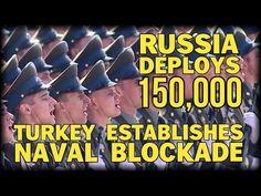 BREAKING: PUTIN DEPLOYS 150,000 TROOPS AS TURKEY BLOCKADES RUSSIAN NAVY - http://bestnewsarchive.ca/breaking-putin-deploys-150000-troops-as-turkey-blockades-russian-navy/