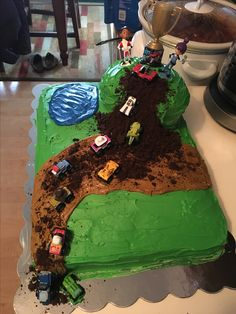 Blaze and the monster machines Birthday cake
