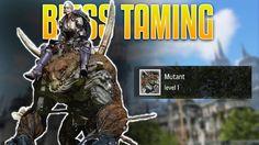Bless Online Taming - Mutant