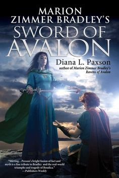 [Audio Review] Anyone familiar with Arthurian lore knows of the magical sword given to Arthur by the Lady of the Lake, but the origins of the sword itself have been a mystery until now. Paxon continues Marion Zimmer Bradley's beloved Arthurian saga in this sprawling epic that traces the provenance of the sword to the iron of a meteor and the gods themselves. It's a detailed plot and a long listen, but Lorna Raver reads with the immediacy and intimacy of a fireside storyteller. She creates…