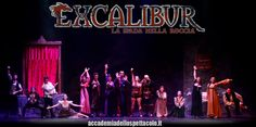"""Excalibur, La Spada nella roccia"" - Tournée 2013/2014"