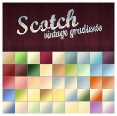 5. photoshop gradients