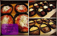 ~The Kitchen Wife~: Freezer Cooking: Single serving style...