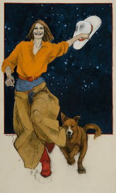 Running In the Moonlight With You by Donna Howell-Sickles